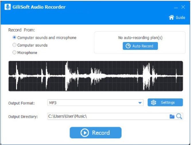 GiliSoft Audio Toolbox Suite windows