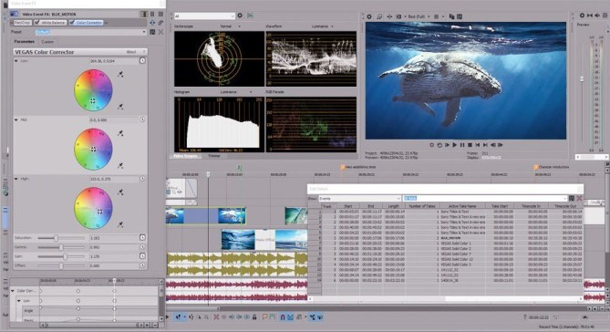 Sony Vegas Pro latest version
