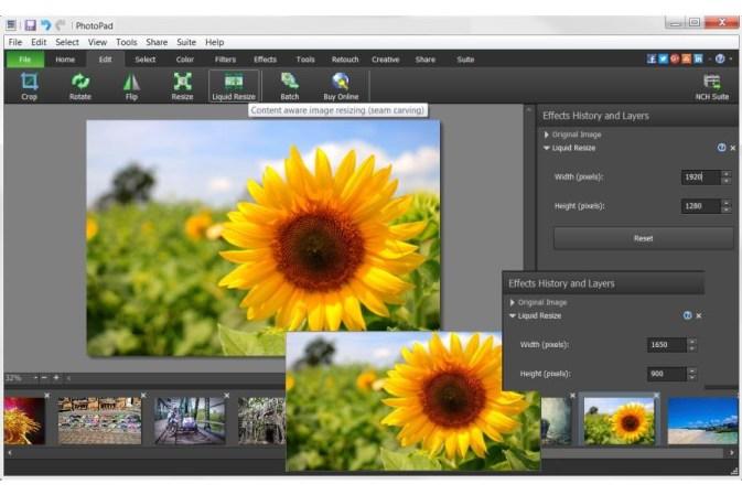 hotoPad Image Editor Pro latest version