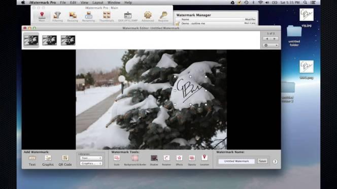 iWatermark Pro windows