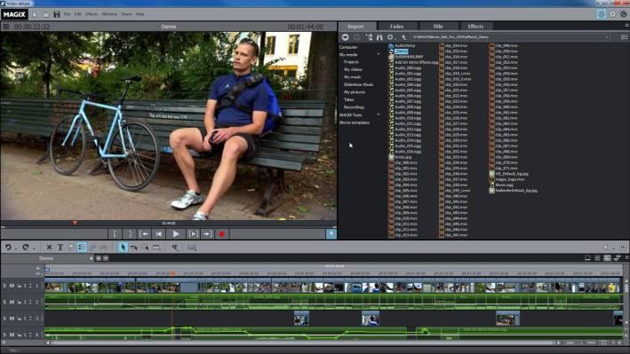 MAGIX Movie Edit Pro Premium latest version