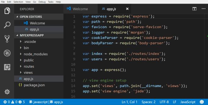 Visual Studio Code latest version