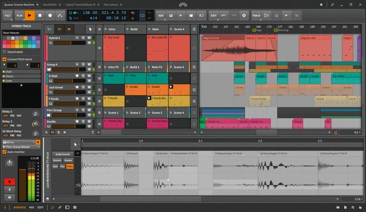 Bitwig Studio latest version