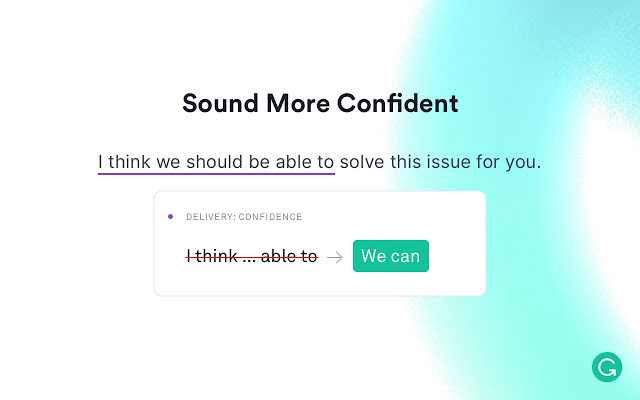 Grammarly for Chrome latest version