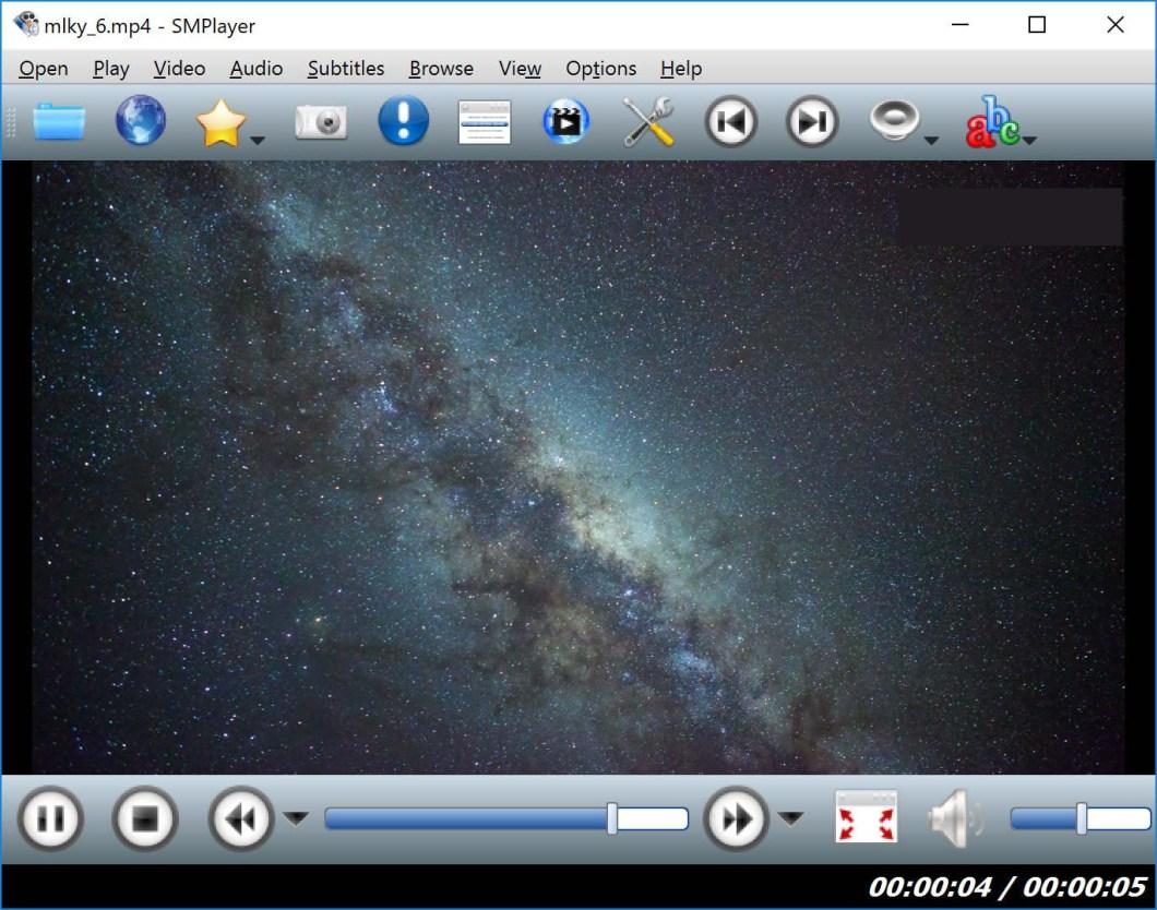 SMPlayer latest version