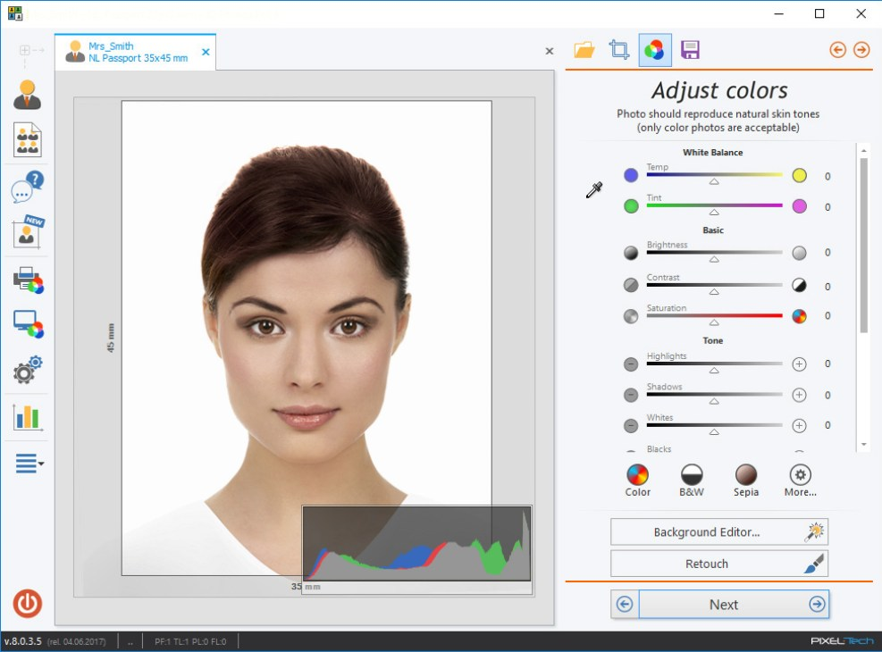 ID Photos Pro windows