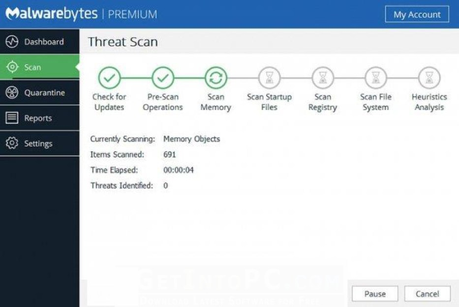 Malwarebytes Premium windows