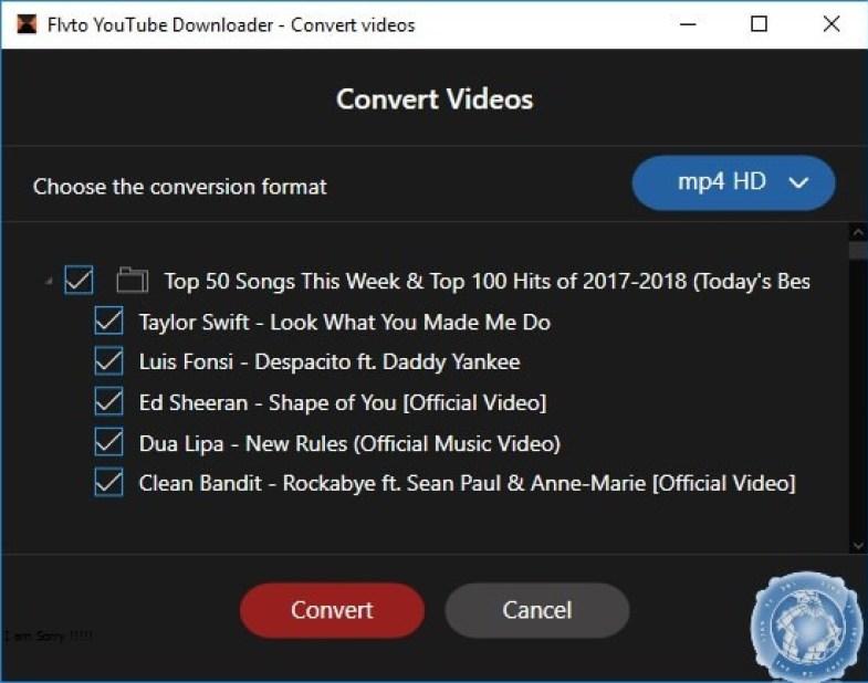 Flvto YouTube Downloader latest version
