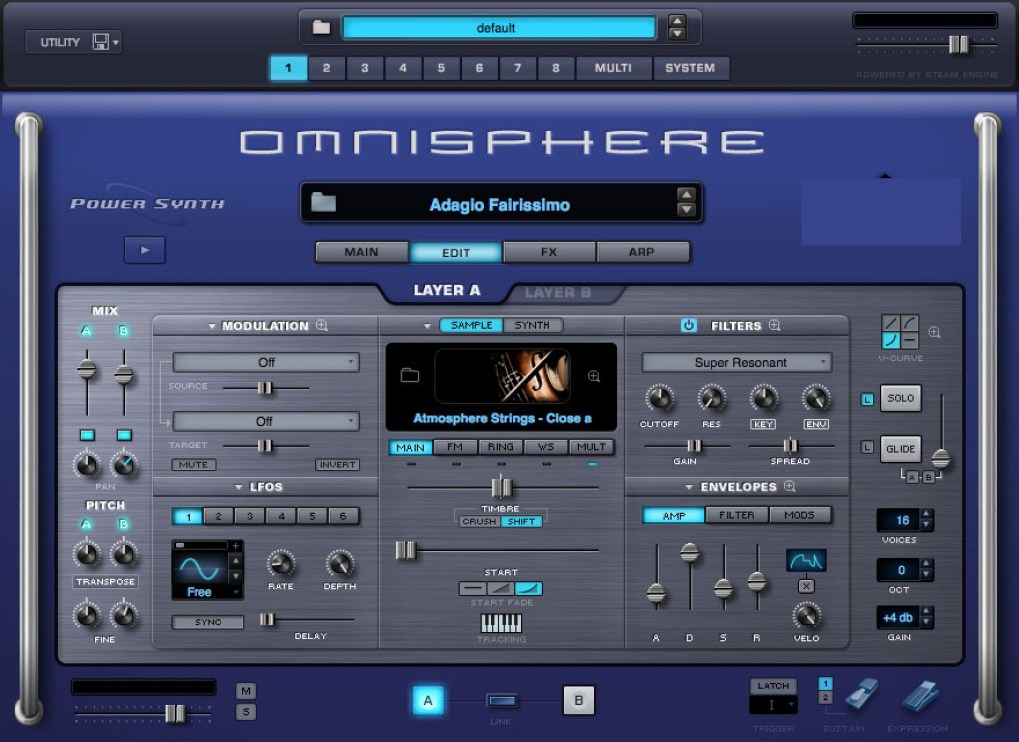 Omnisphere latest version