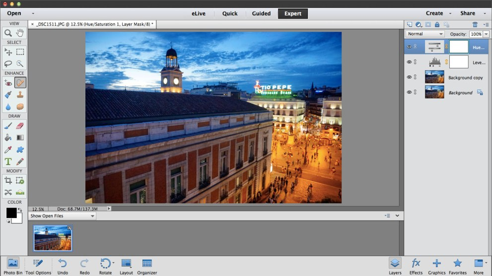 Adobe Photoshop Elements latest version
