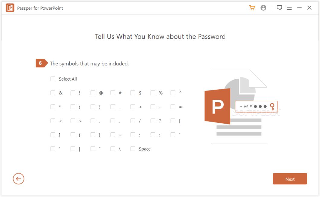 Passper for PowerPoint latest version