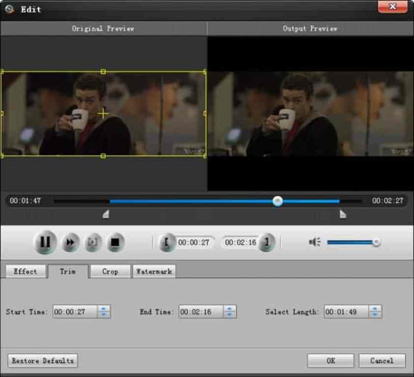 Aiseesoft MP4 Video Converter latest version