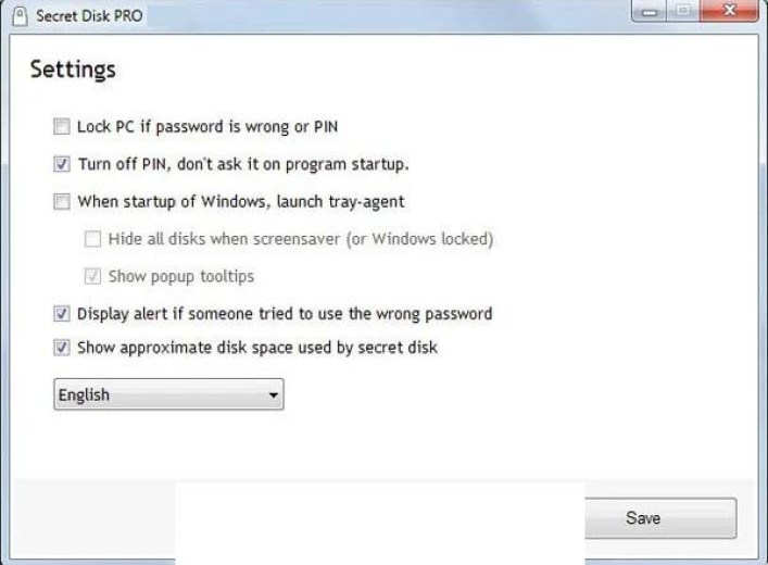 Secret Disk Pro latest version