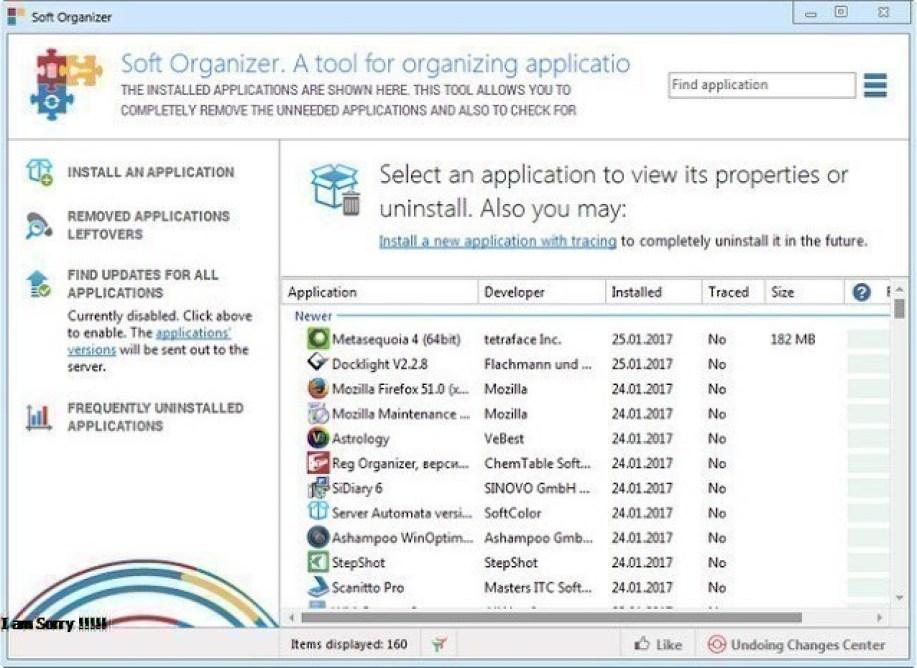 Soft Organizer Pro latest version