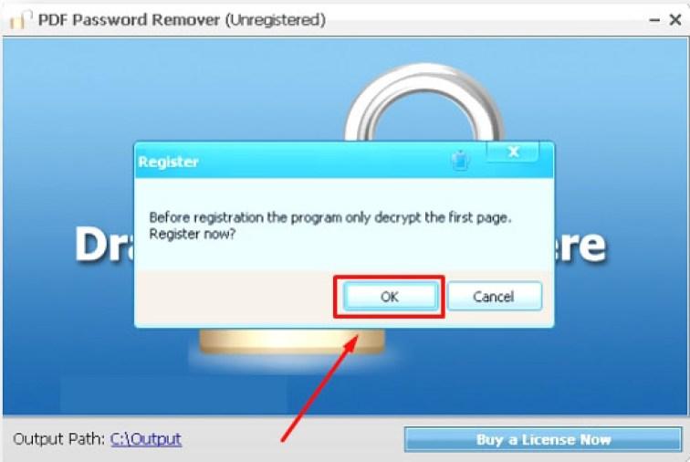 PDF Password Remover latest version