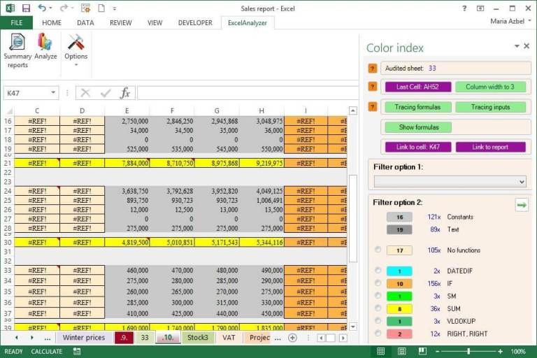 AbleBits Ultimate Suite for Excel windows