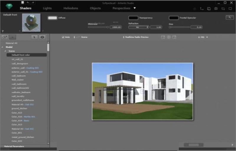 Artlantis Studio windows