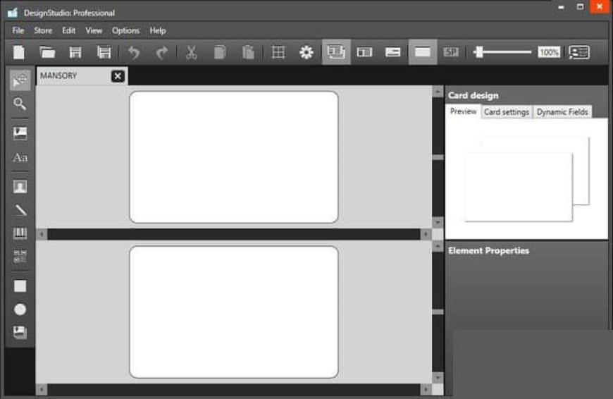 Zebra CardStudio Professional windows