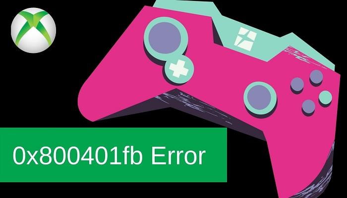 0x800401fb Error On Xbox Series X. Fix Xbox Live Service Issue
