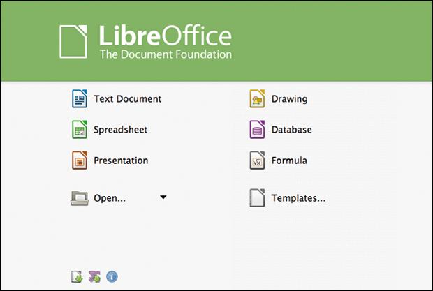 Libreoffice Suite V5