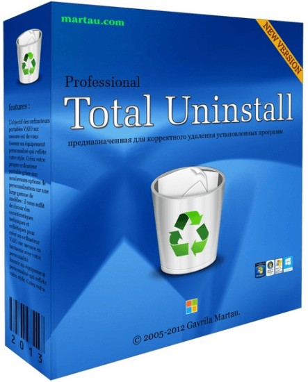 Total Uinsatll Professional 2015