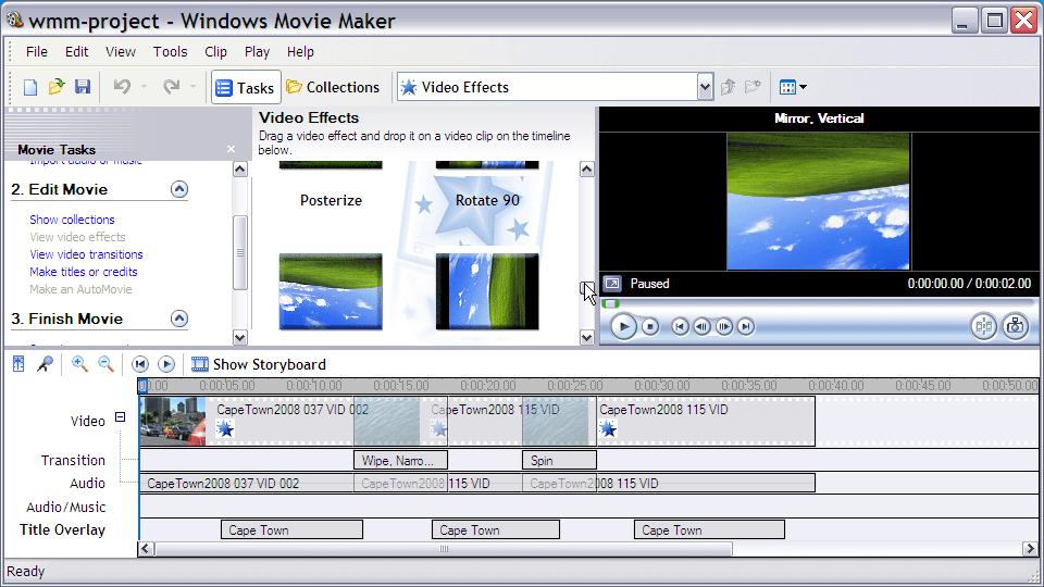 Windows Movie Maker Download Free