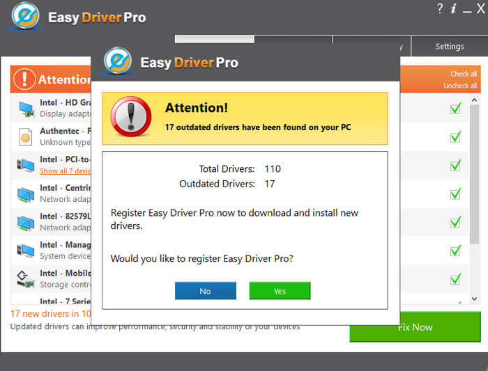 Easy Driver Pro