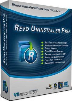 Revo Uninstall Pro 3.1.9 Cover Page
