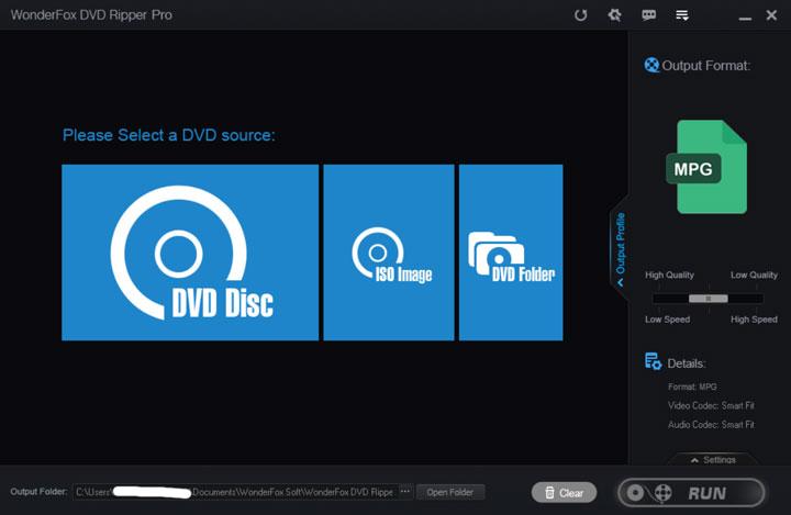 WonderFox DVD Ripper Pro 9.8 Download