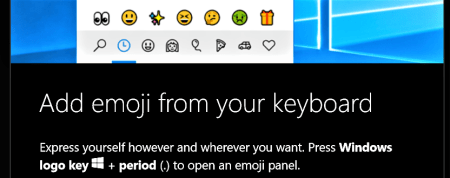should i upgrade to windows 10 - emojis in windows 10