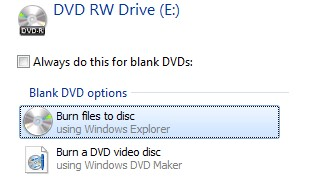 How To Burn a CD?