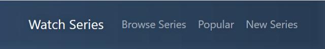 Watch Online Series putlocker