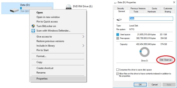 How To Delete Junk Files In Windows 10 7 With Junk File Cleaner Softlay