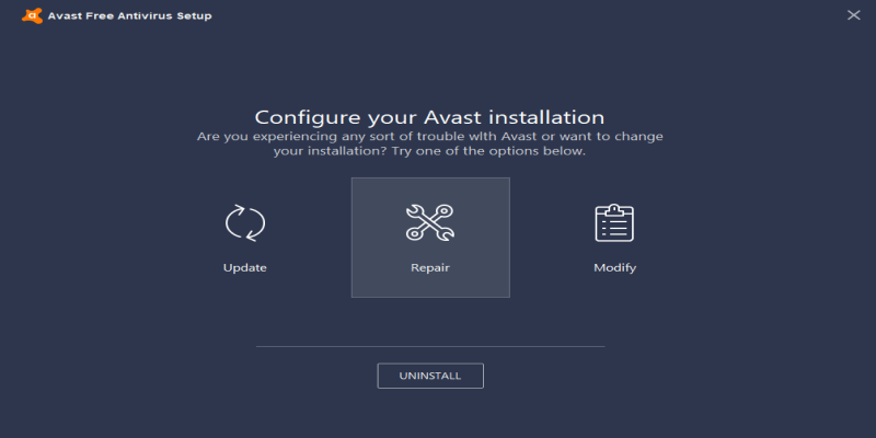 avast service high disk usage