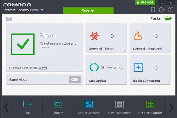 Comodo Internet Security Free Download Offline Installer