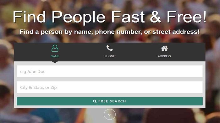 Fast People Search Reverse Phone Lookup
