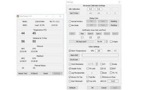 Real Temp Free Download For and Ryzen