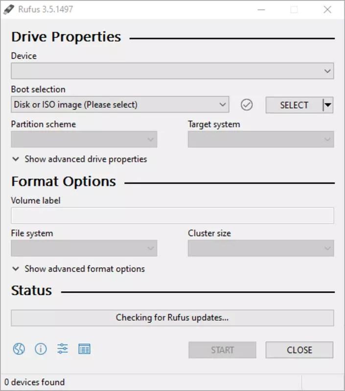 Rufus Create Bootable USB Drives on Windows PC