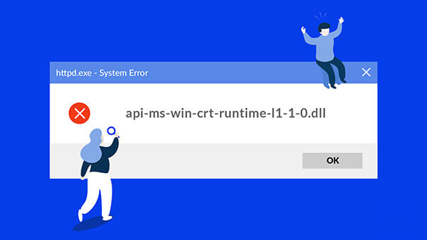 api-ms-win-crt-runtime-l1-1-0.dll Missing Download For Windows 7/8/10