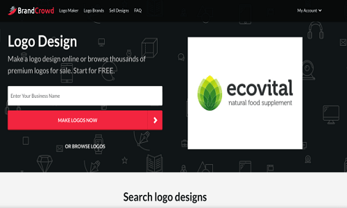 Brand Crowd Logo Maker