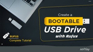 Create Bootable USB Drive With Rufus