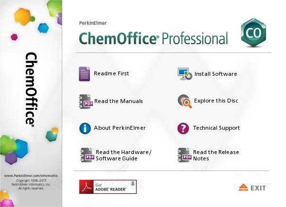 ChemOffice Professional 17.0.0.206 Crack