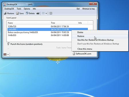 DesktopOK 5.25 (64-bit) Crack