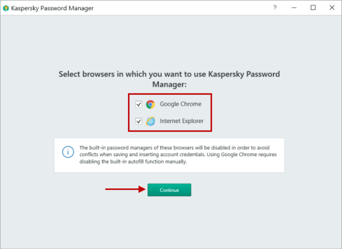 Kaspersky Password Manager 9.0.1.447 Crack