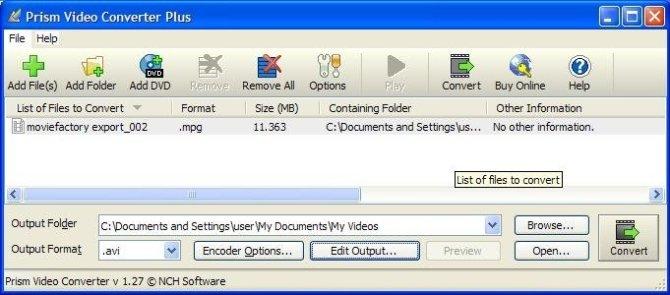 Prism Video Converter 4.10 Crack Free Download