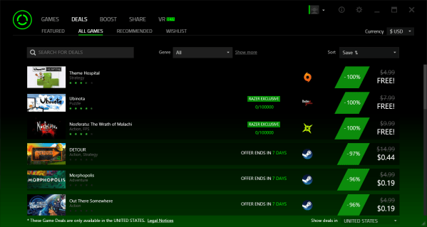 Razer Cortex 8.7.16.626 Crack
