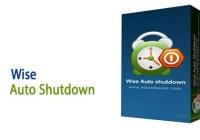 Wise Auto Shutdown 1.71 Crack