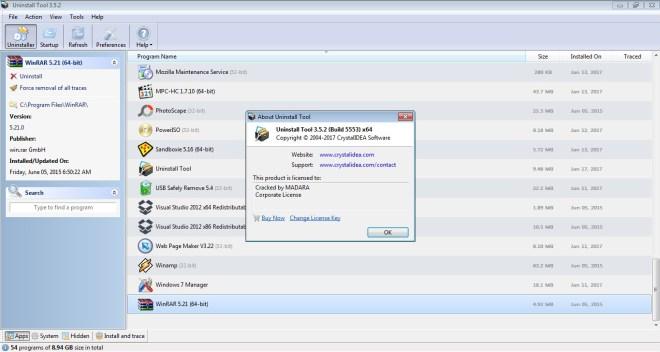 Uninstall Tool 3.5.6 Build 5590 Crack