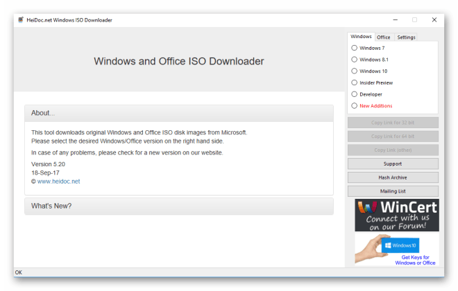 Windows ISO Downloader 6.10 Crack