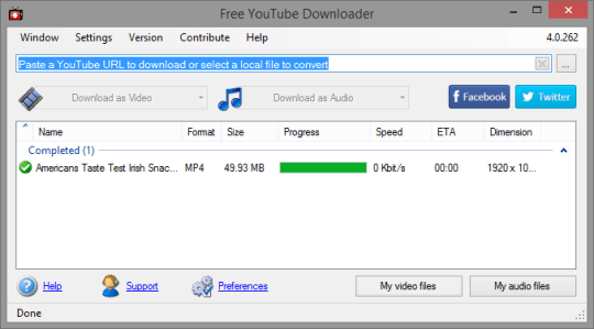 free youtube downloader 4.1 activation key